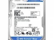 """Winchester - Western Digital HDD Mobile WD Blue (2.5"""", 1TB, 8MB, 5400RPM, SATA 6 Gb/s) (WD10JPVX) fotó"""