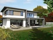 II/a. kerület új utcájában most épülő luxus családi villa eladó júniusi költözéssel - Budapest II. k