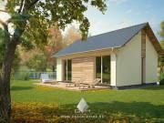Eladó 66 nm-es Újépítésű Családi ház Kecskemét