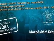 Ingyenes belvárosi mozgásprogram, Kihívás napja
