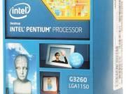 Intel Dual Core G3260 (3300MHz 3MBL3 Cache 22nm 53W skt1150 Haswell) BOX fotó