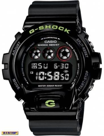 CASIO G-SHOCK DW-6900SN-1 férfi karóra - Tatabánya - Ékszer 270dfb8e33
