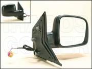 Külsö tükör jobb, el. állith., füth. VW Transporter (T5) 2003.04.01 - 2009.09.30 fotó