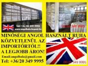 Angol bálás használtruha AKCIÓS áron eladó