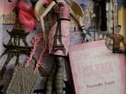 Monster High Rochelle Goyle baba Húsvétra, új, eladó