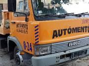 Autószállító platós Iveco  eladó