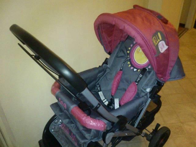 Eladó Baby Max Leo kétfunkciós babakocsi - Budapest X. kerület - Babakocsi ec1d46a178