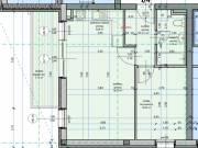 Eladó 47.15m² új építésű tégla lakás, Győr, Nádorváros