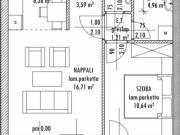 Eladó 51.31m² új építésű tégla lakás, Győr, Nádorváros
