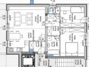 Eladó 87.89m² új építésű tégla lakás, Győr, Nádorváros