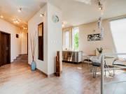 Csendes zsákutca, egységesen újszerű házakkal, Budaörs központi részén, mindenhez közel...