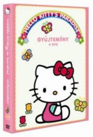 9db285ce06 HELLO KITTY'S PARADISE - GYŰJTEMÉNY 4 DVD - Budapest - Film, DVD