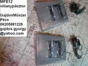 Új villanypásztor eladó 13500 ft-tól, 1 év garancia, 2 Joule, max 4km, 12V és 220VAC táp