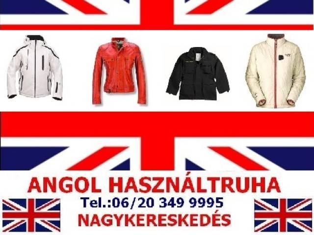 Minőségi Angol Dzseki-kabát bála eladó - Kecskemét - Ruházat d9b8f5f6f3