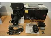Nikon D90 digitális fényképezőgép 18-135mm objektív ... $ 520