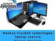 Számítógép szerviz 19. kerület – Kispest- XIX. kerület,helyszíni kiszállás.