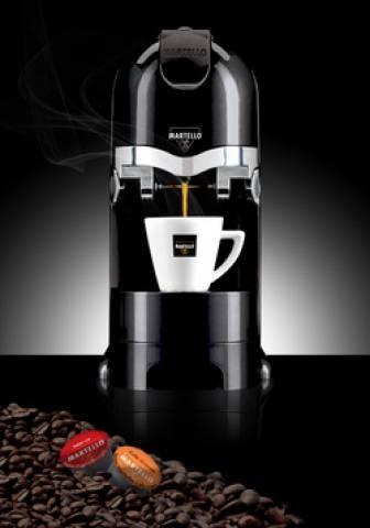 Martello cascolino kávéfőző