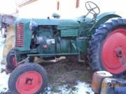 Traktor K 25-ös zetor fotó