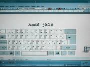 Gépírás, szövegszerkesztéssel magánórák formájában