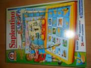 Sapientino játék Európa Clementoni oktatójáték