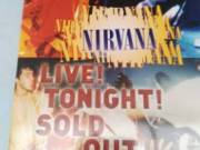 Nirvana Live! Tonight! Sold Out!! DVD