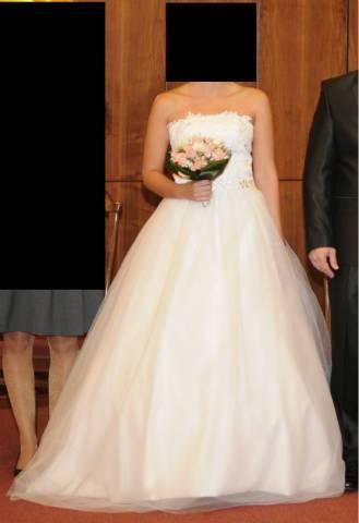 Eladó menyasszonyi ruha bf94b3bb3a