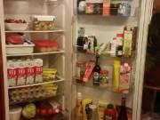 Candy hűtőszekrény fotó