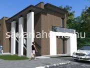 Panorámás, nagy teraszos, méretes családias, lendületes lakás eladó! - Szombathely, nyugati városrés