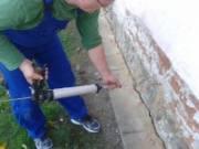 Vizes falak vízszigetelése utólagosan Téli kedvezményes áron!
