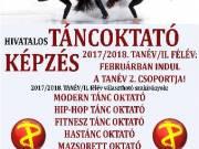 Hivatalos Táncoktató képzés februártól