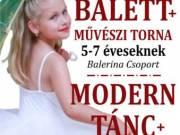 Táncoktatás Debrecenben 5-éves kortól