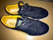 Puma Basket kék-sárga színű unisex sportcipő eladó