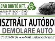 Debrecenbe autóbontóba segédmunkást keresünk