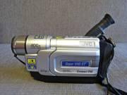 JVC GR-SX22 VHS videokamera