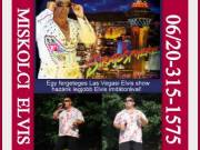 Elvis Presley and Hungarian rock and roll show