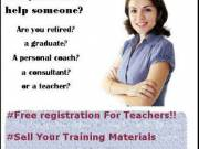 Online Teachers Needed – All Subjects