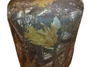 Babzsák puff 44 x 48 cm