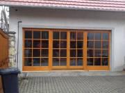 Fa ablakok bejárati ajtók beltéri ajtók és árnyékolástechnika