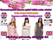Tavaszi nyári angol használt bálás ruhák