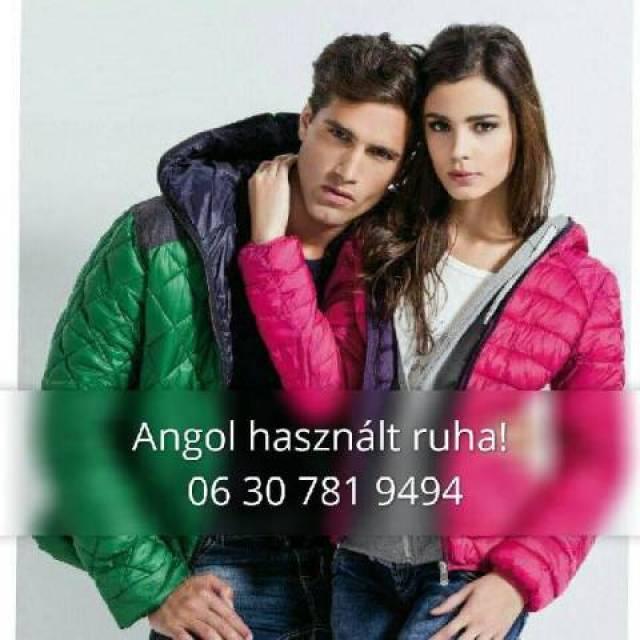 Őszi-Téli Angol használt ruha akció! - Budapest XX. kerület ... a8d1457137