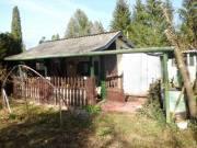 567 m2-es kiskert 12 m2-es kis házzal Szombathely-Parkerdő U-274