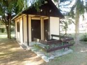 719 m2-es kiskert 10 m2-es kis házzal Szombathely Parkerdő