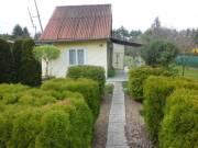 601 m2-es kiskert 13 m2-es kis házzal Szombathely-Parkerdő