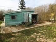 800 m2-es kiskert 20 m2-es kis házzal Szombathely-Parkerdő