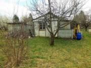 1321 m2-es kiskert 20 m2-es kis házzal Szombathely-Parkerdő