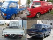 Toyota, Mitsubishi, Mazda, Nissan, Ford fotó
