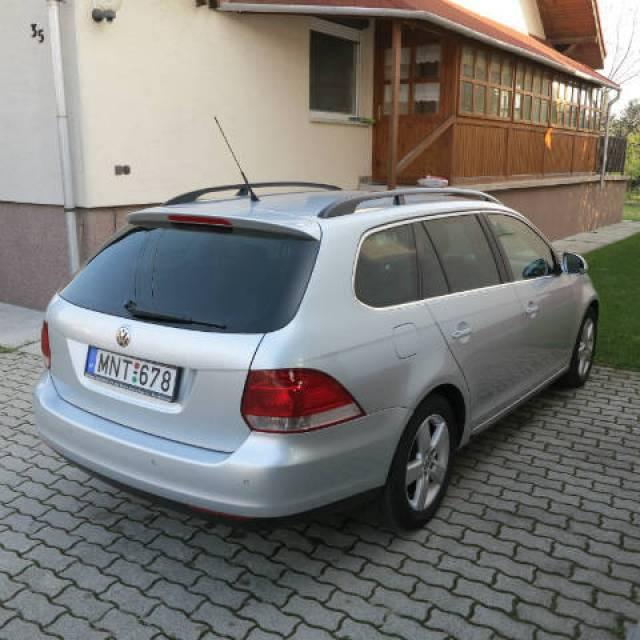 2009 Volkswagen Golf 5 1 6 Comfortline: Eladó! VOLKSWAGEN GOLF V 1.9 PD TDI Comfortline DSG