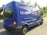 Olcsó Azonnali XIX.kerületi Költöztetés, Szállítás, Tehertaxi.