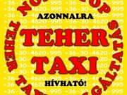 Hétvégi Olcsó X.ker, Költöztetés, Szállítás, Tehertaxi, azonnalra.