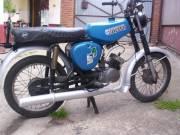 SB 50 B kismotor fotó